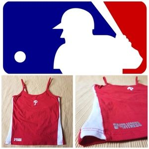 Tank Top Phillies Major League Fitness Size L